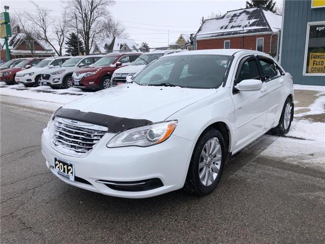 2012 Chrysler 200 LX (Stk: 28898) in Belmont - Image 1 of 16