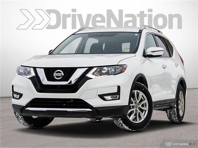 2018 Nissan Rogue SV (Stk: D1596) in Regina - Image 1 of 28