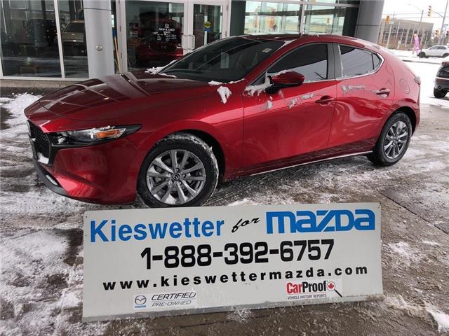 2019 Mazda Mazda3 Sport  (Stk: 35261) in Kitchener - Image 1 of 29