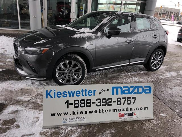 2019 Mazda CX-3 GT (Stk: 35889) in Kitchener - Image 1 of 30