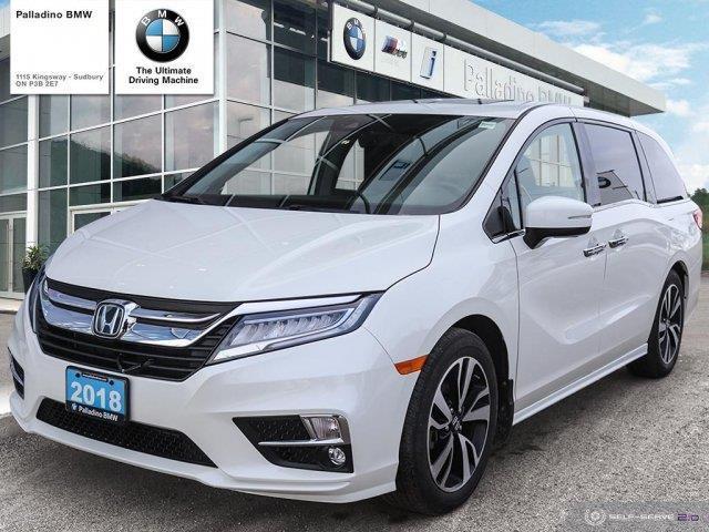 2018 Honda Odyssey Touring (Stk: U0017A) in Sudbury - Image 1 of 21