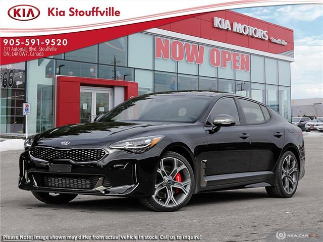 2020 Kia Stinger GT Limited w/Red Interior (Stk: 20190) in Stouffville - Image 1 of 26