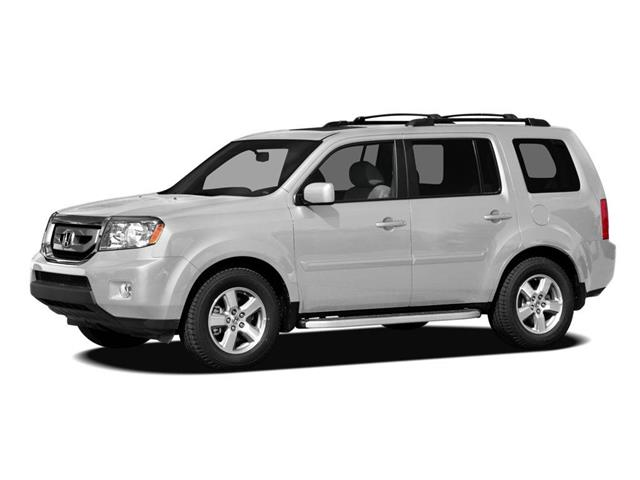 2011 Honda Pilot Touring (Stk: CP0252) in Mississauga - Image 1 of 1