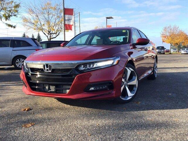 2020 Honda Accord Touring 1.5T (Stk: 20611) in Barrie - Image 1 of 21