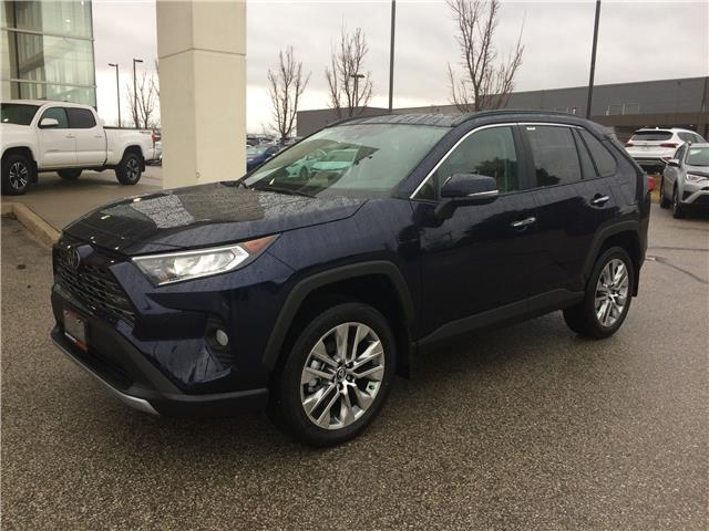 2020 Toyota RAV4 XLE (Stk: 4657) in Barrie - Image 1 of 14