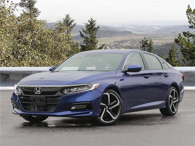 2020 Honda Accord Sport 1.5T (Stk: 20286) in Milton - Image 1 of 23