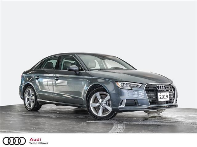 2019 Audi A3 45 Progressiv (Stk: 91862) in Nepean - Image 1 of 21