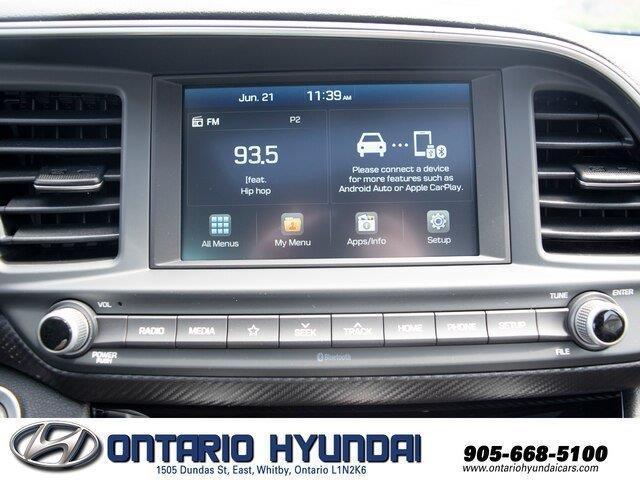 2020 Hyundai Elantra Sport (Stk: 002399) in Whitby - Image 2 of 20