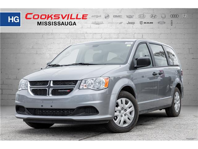 2020 Dodge Grand Caravan SE (Stk: LR155412) in Mississauga - Image 1 of 19