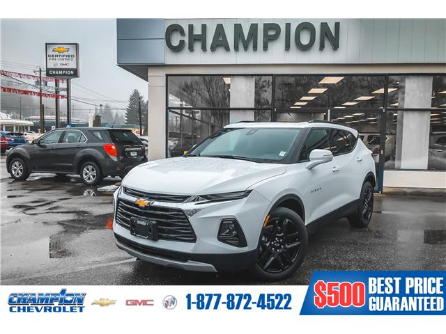 2019 Chevrolet Blazer 3.6 True North (Stk: 19-299) in Trail - Image 1 of 27