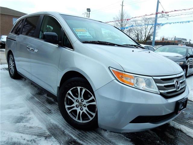 2012 Honda Odyssey EX-L (Stk: 5FNRL5) in Kitchener - Image 1 of 1