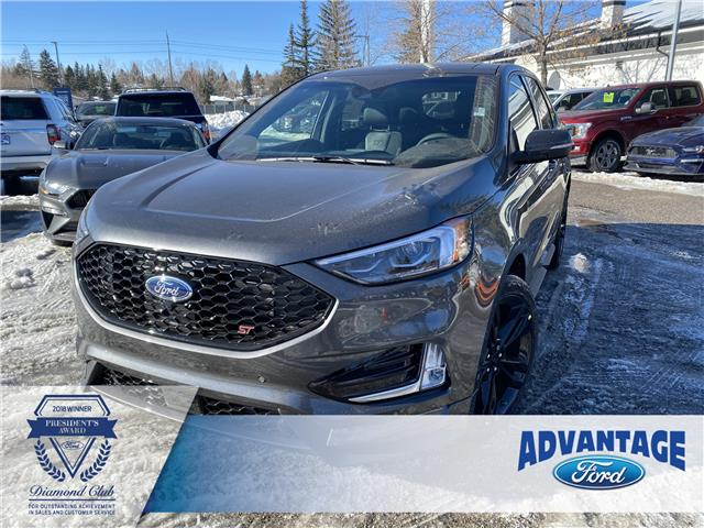 2020 Ford Edge ST (Stk: L-454) in Calgary - Image 1 of 6