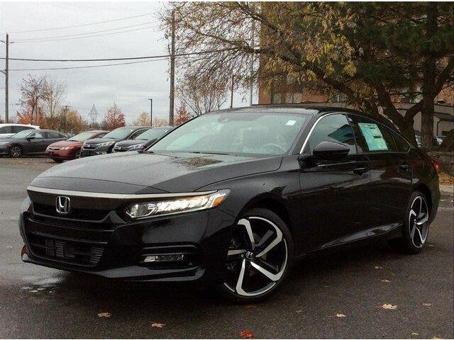 2020 Honda Accord Sport 1.5T (Stk: 20-0058) in Ottawa - Image 1 of 25