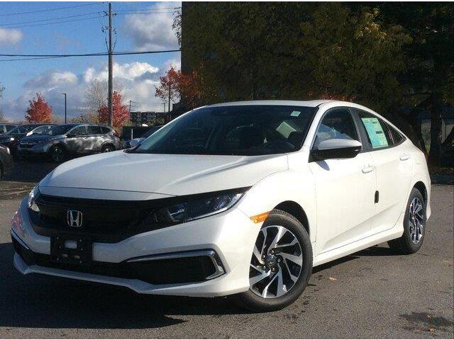 2020 Honda Civic EX (Stk: 20-0262) in Ottawa - Image 1 of 25