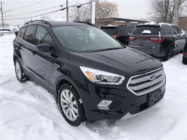 2019 Ford Escape SEL (Stk: R215A) in Cornwall - Image 1 of 29