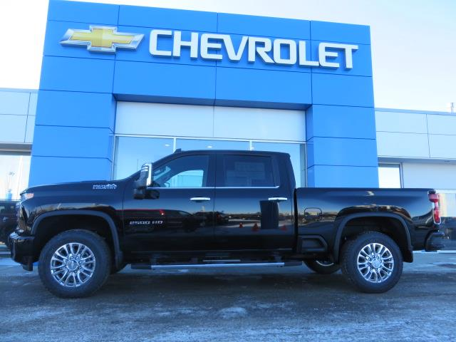 2020 Chevrolet Silverado 2500HD High Country (Stk: 20071) in STETTLER - Image 1 of 21