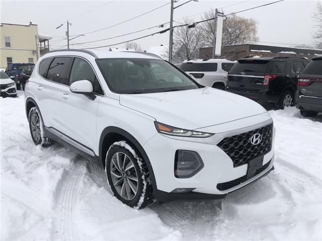 2019 Hyundai Santa Fe Preferred 2.4 (Stk: R216A) in Cornwall - Image 1 of 28