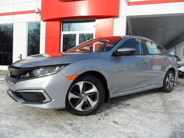 2020 Honda Civic LX (Stk: 10808) in Brockville - Image 1 of 21