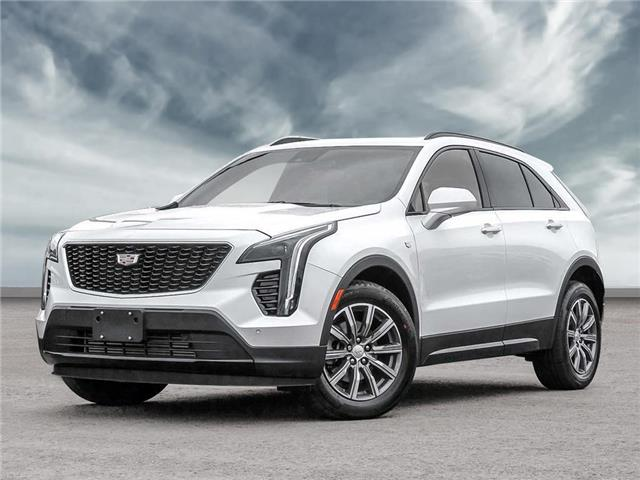 2020 Cadillac XT4 Sport (Stk: K0D005) in Mississauga - Image 1 of 23