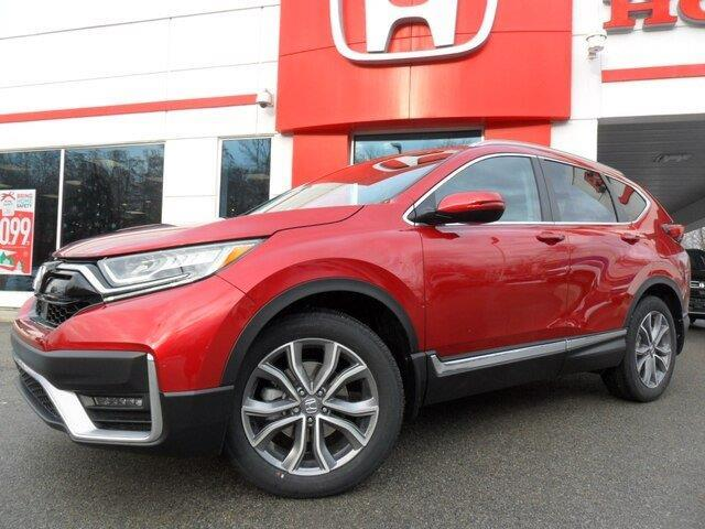 2020 Honda CR-V Touring (Stk: 10820) in Brockville - Image 1 of 22