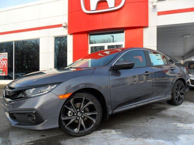 2020 Honda Civic Sport (Stk: 10788) in Brockville - Image 1 of 22