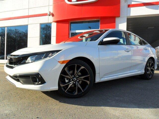 2020 Honda Civic Sport (Stk: 10758) in Brockville - Image 1 of 25