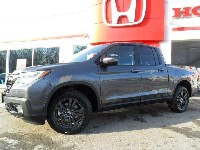 2020 Honda Ridgeline Sport (Stk: 10812) in Brockville - Image 1 of 22