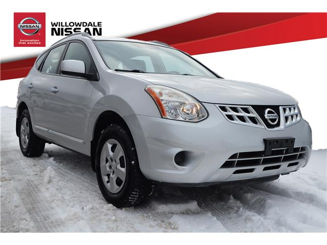 2012 Nissan Rogue S (Stk: N237A) in Thornhill - Image 1 of 23