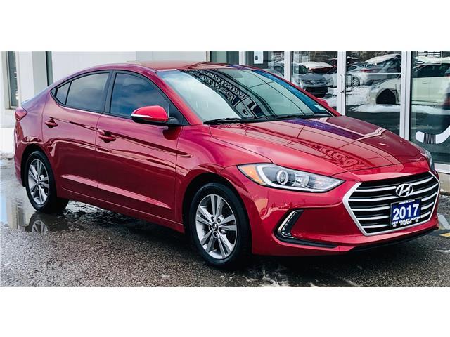 2017 Hyundai Elantra GL (Stk: 8274H) in Markham - Image 1 of 25