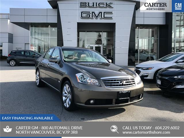 2006 Infiniti M35x Luxury (Stk: 9D04401) in North Vancouver - Image 1 of 28
