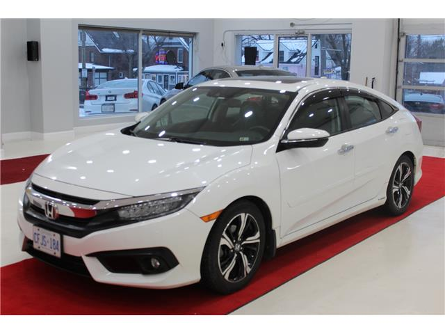 2018 Honda Civic Touring (Stk: 106244) in Richmond Hill - Image 1 of 30