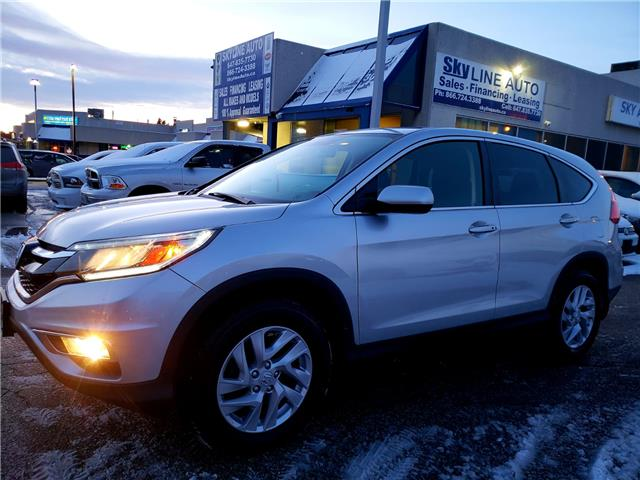 2015 Honda CR-V EX (Stk: ) in Concord - Image 1 of 22