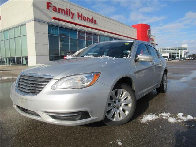 2012 Chrysler 200 4dr Sdn LX | GOOD CONDITION | (Stk: 315369T) in Brampton - Image 1 of 16