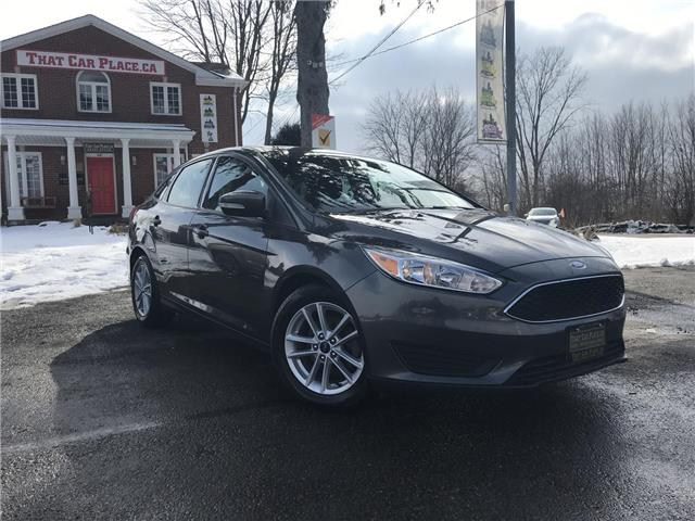 2017 Ford Focus SE (Stk: 5543) in London - Image 1 of 24
