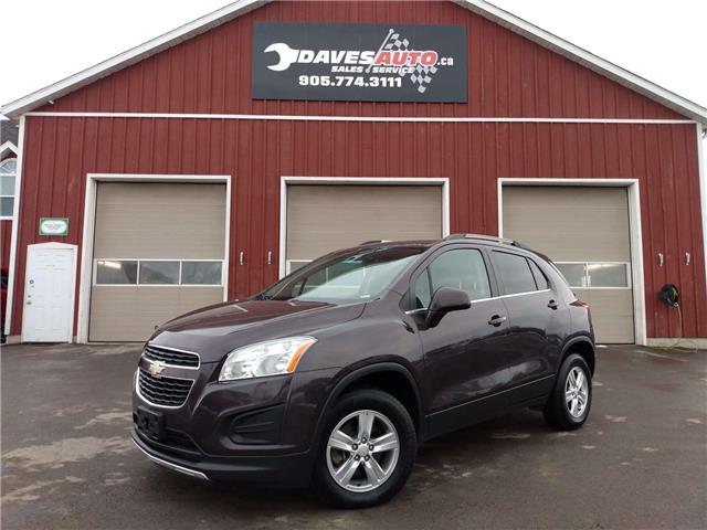 2014 Chevrolet Trax 1LT (Stk: 25029) in Dunnville - Image 1 of 29