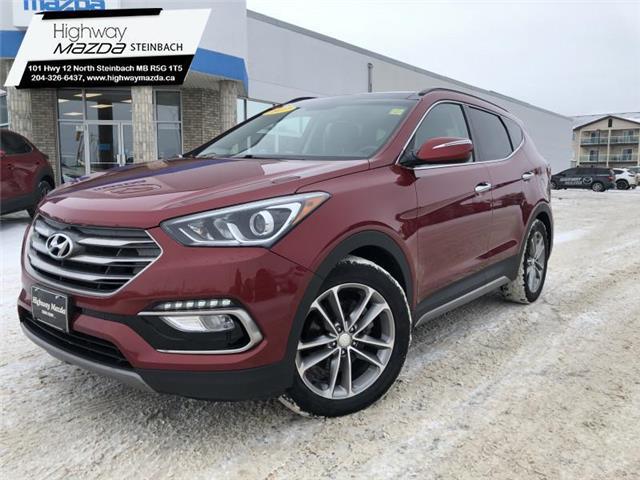 2017 Hyundai Santa Fe Sport 2.0T Limited (Stk: A0283) in Steinbach - Image 1 of 28
