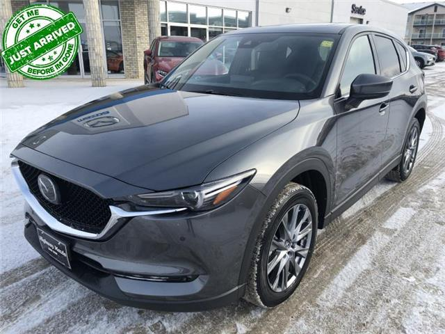 2020 Mazda CX-5 Signature (Stk: M20045) in Steinbach - Image 1 of 29