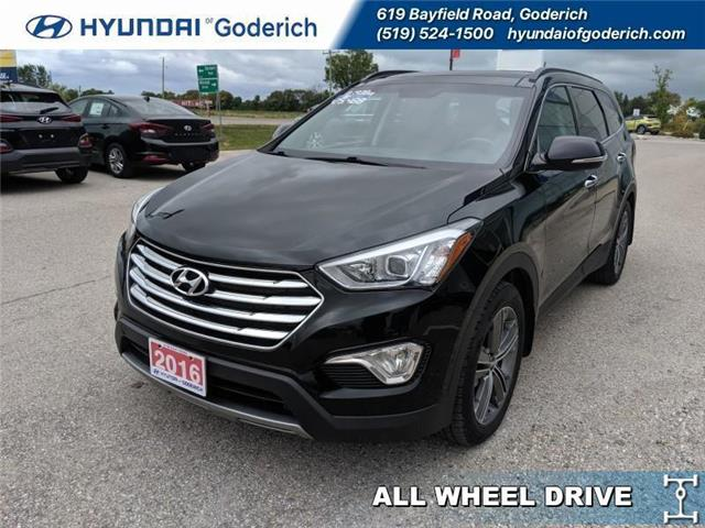 2016 Hyundai Santa Fe XL Limited (Stk: 20021A) in Goderich - Image 1 of 18