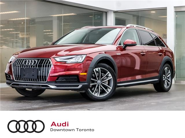 2018 Audi A4 allroad 2.0T Technik (Stk: 181588) in Toronto - Image 1 of 31