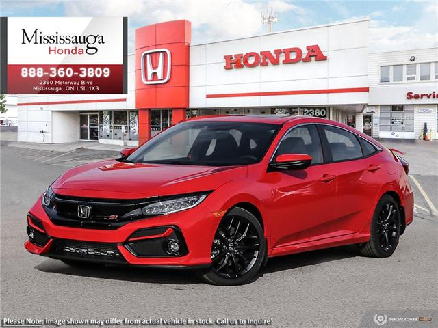 2020 Honda Civic Si Base (Stk: 327788) in Mississauga - Image 1 of 22