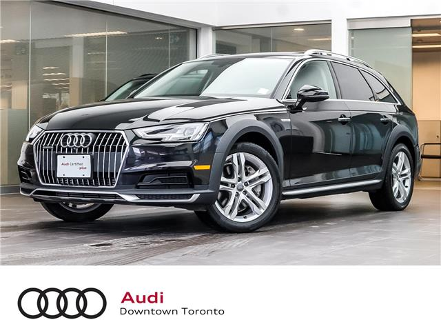 2018 Audi A4 allroad 2.0T Progressiv (Stk: 181779) in Toronto - Image 1 of 29