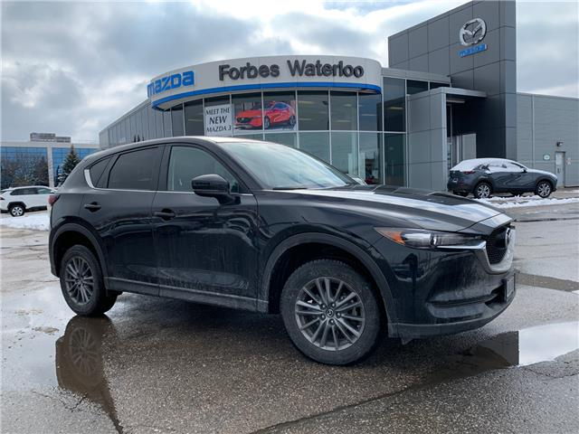 2017 Mazda CX-5 GS (Stk: L2398) in Waterloo - Image 1 of 1