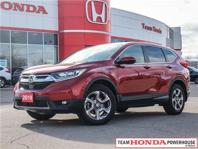 2019 Honda CR-V EX (Stk: 3500) in Milton - Image 1 of 26