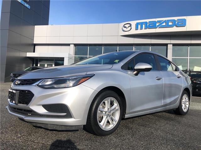 2018 Chevrolet Cruze LT Auto (Stk: P4279) in Surrey - Image 1 of 15