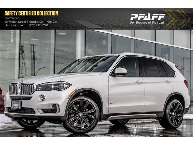 2017 BMW X5 xDrive35i (Stk: SU0167) in Guelph - Image 1 of 22