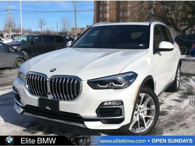 2020 BMW X5 xDrive40i (Stk: 13550) in Gloucester - Image 1 of 29