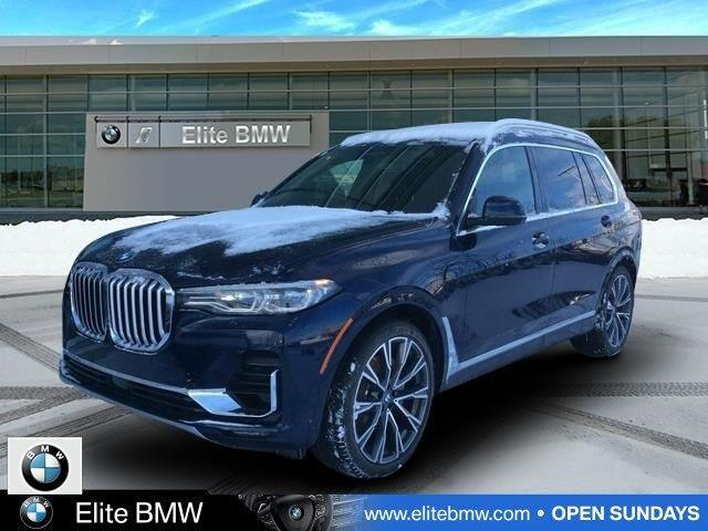 2020 BMW X7 xDrive40i (Stk: 13554) in Gloucester - Image 1 of 25