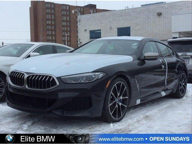 2020 BMW M850 Gran Coupe i xDrive (Stk: 13751) in Gloucester - Image 1 of 12