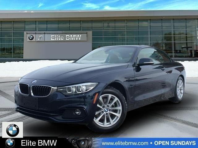 2018 BMW 430i xDrive (Stk: P9351) in Gloucester - Image 1 of 24