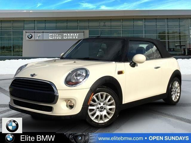 2016 MINI Convertible Cooper (Stk: P9255) in Gloucester - Image 1 of 24
